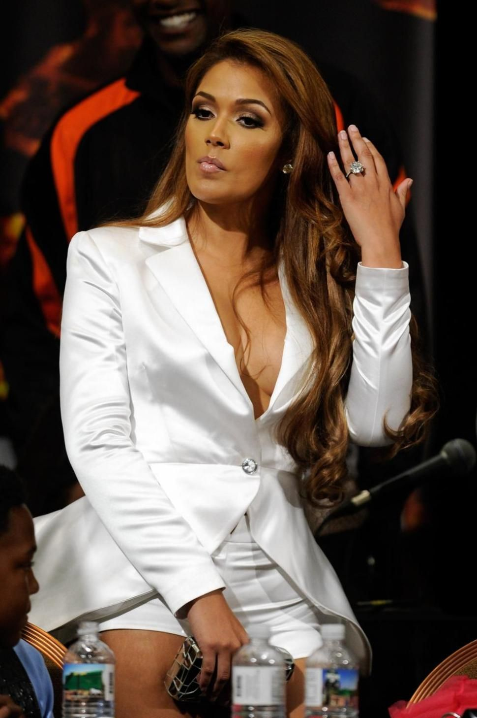 Who is ms jackson dating now