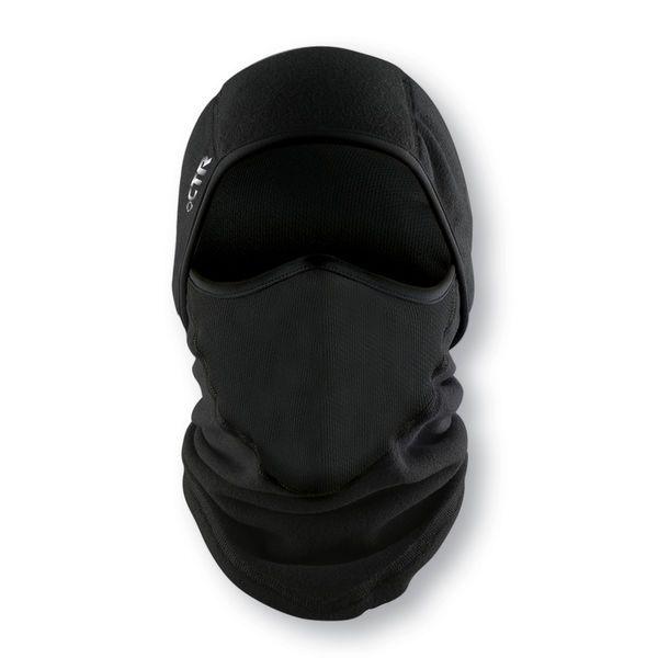 Men S Face Mask Black Micro Fleece Hat Winter Hunting