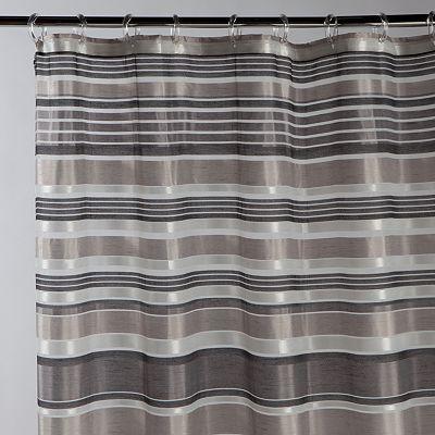 Home Classics Glacier Shower Curtain Kohls Fabric Shower