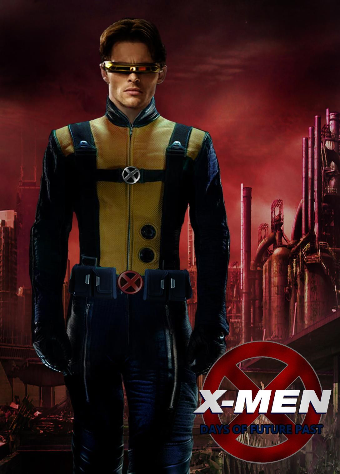 X Men Days Of Future Past Fan Art X Men Days Of Future Past Marvel Superheroes