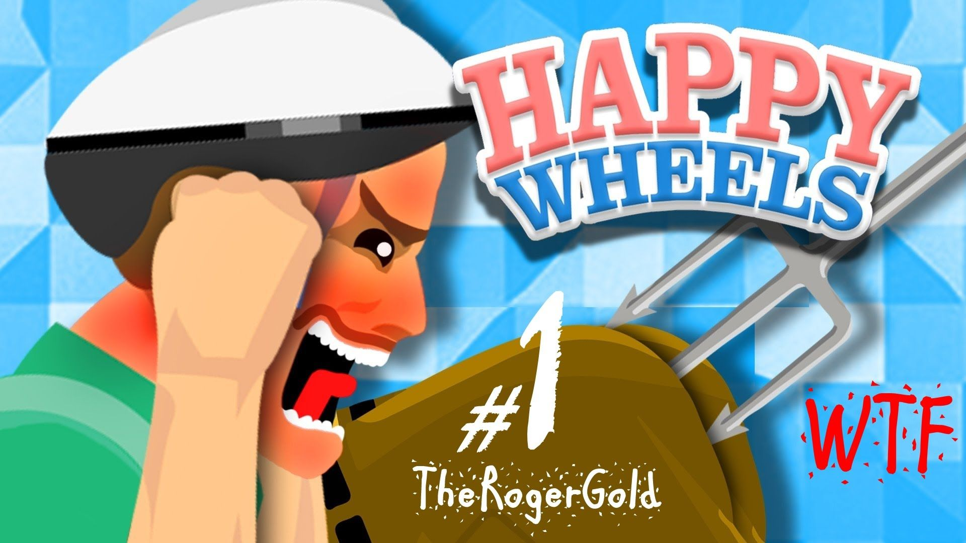 Happy Wheels Was A Crazy Game Haha If You Enjoyed The