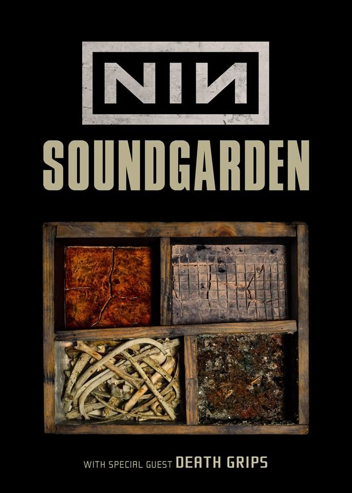 Nine Inch Nails + Soundgarden: Live 2014 North America Tour / #NIN ...