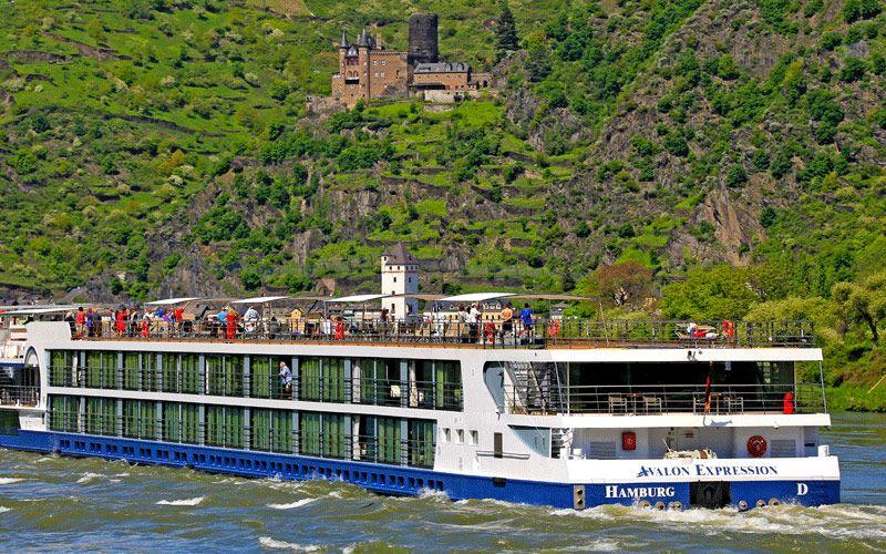 Danube Symphony - Westbound Cruise : Avalon Waterways Ship Name