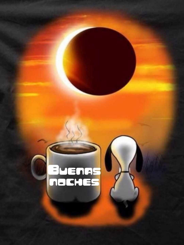 Pin de Norma en Buenas noches | Fondo de pantalla snoopy, Mañanas de café,  Arte del café