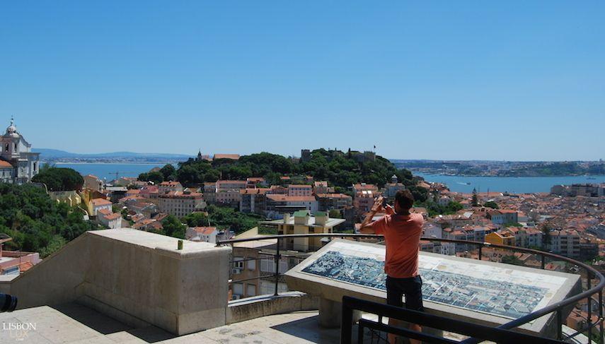 Miradouros Lisbon Viewpoints Os Miradouros De Lisboa Lisbon Nice View Views