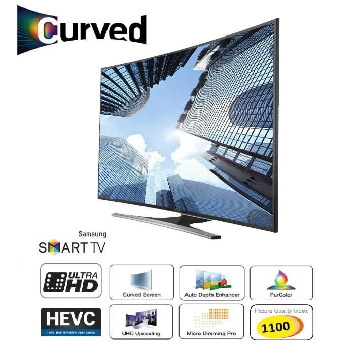 samsung ue55ju6500 smart tv uhd 4k curved 138cm pas cher prix promo tv 4k cdiscount 1. Black Bedroom Furniture Sets. Home Design Ideas