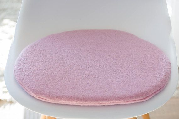 Seat Cushion Appropriately Limited For Panton Chair In Pink