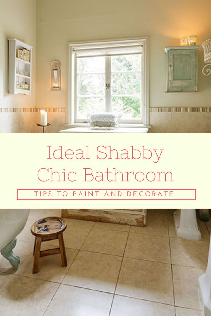 Styles of Bathroom Design – Shabby Chic and Contemporary | Ideas For ...
