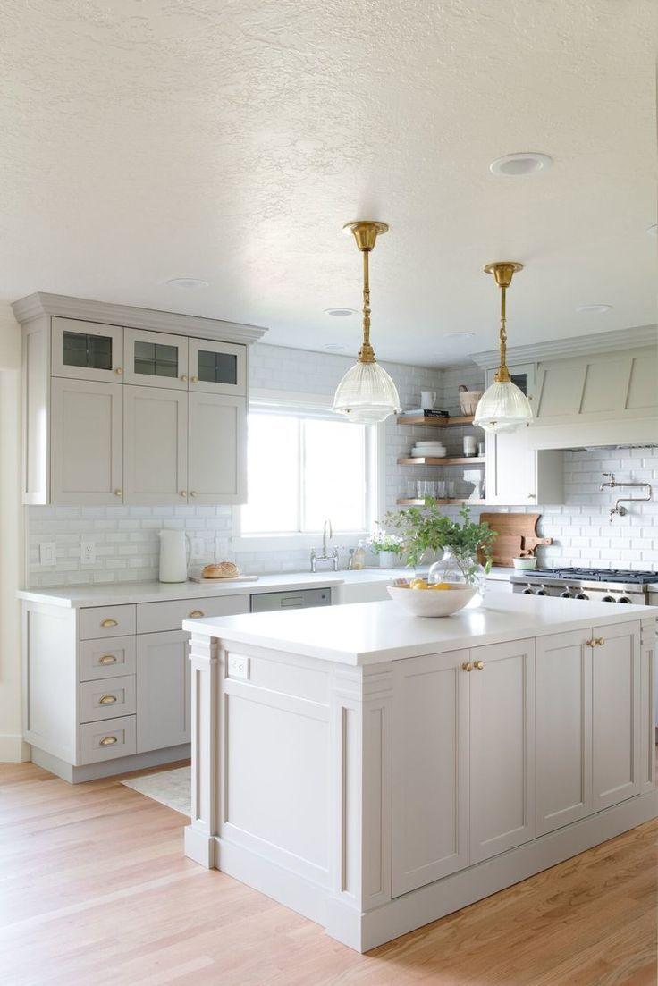 Evergreen Kitchen Remodel Reveal | Wohnideen, Küche und Häuschen