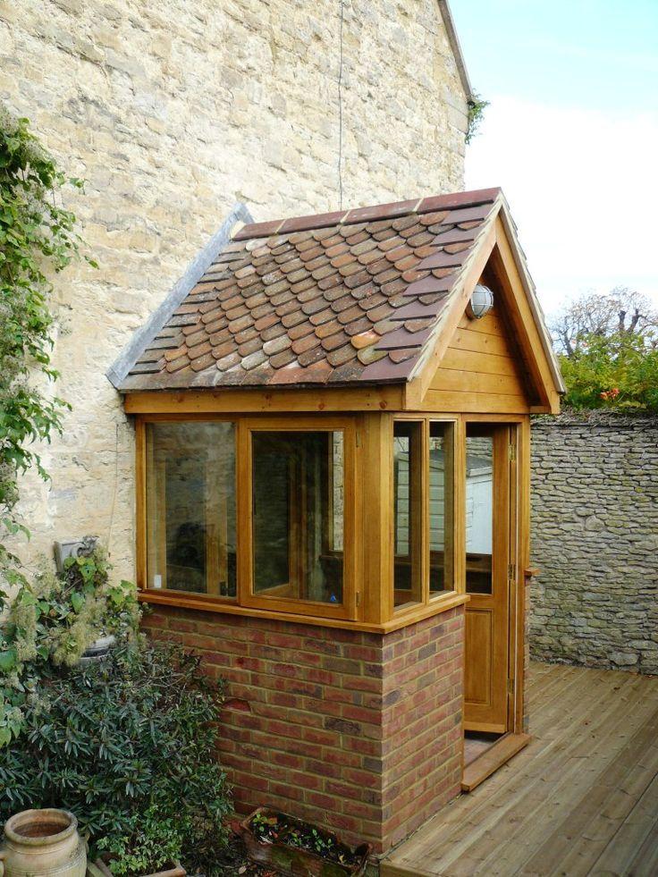 Stone Porch Ideas Uk Google Search Brick Porch Wooden Porch