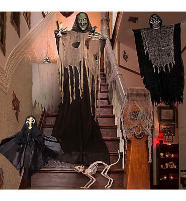Halloween Props - Scary Creatures, Halloween Bats  Animated - scary halloween props