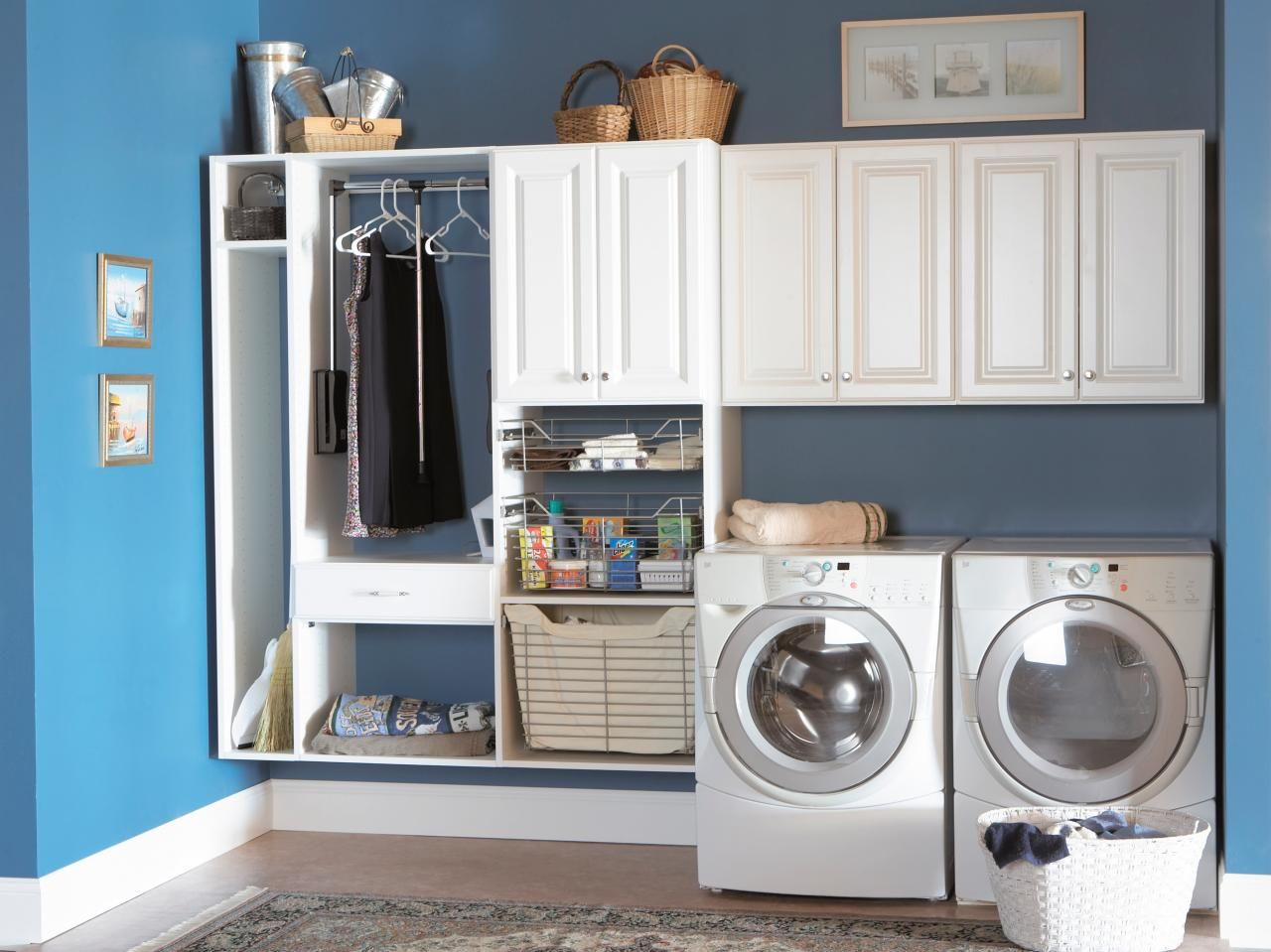 Nice Laundry Room Design Ideas