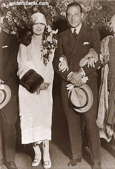 Image result for pola negri and valentino