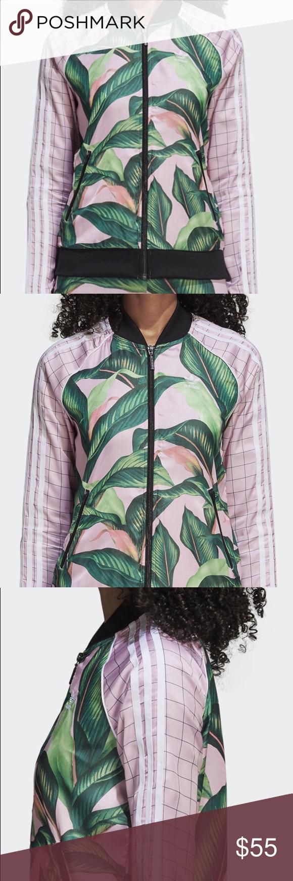 2ccc76822186a NWT Adidas originals sst track jacket medium pink Adidas sst track jacket  This season, The
