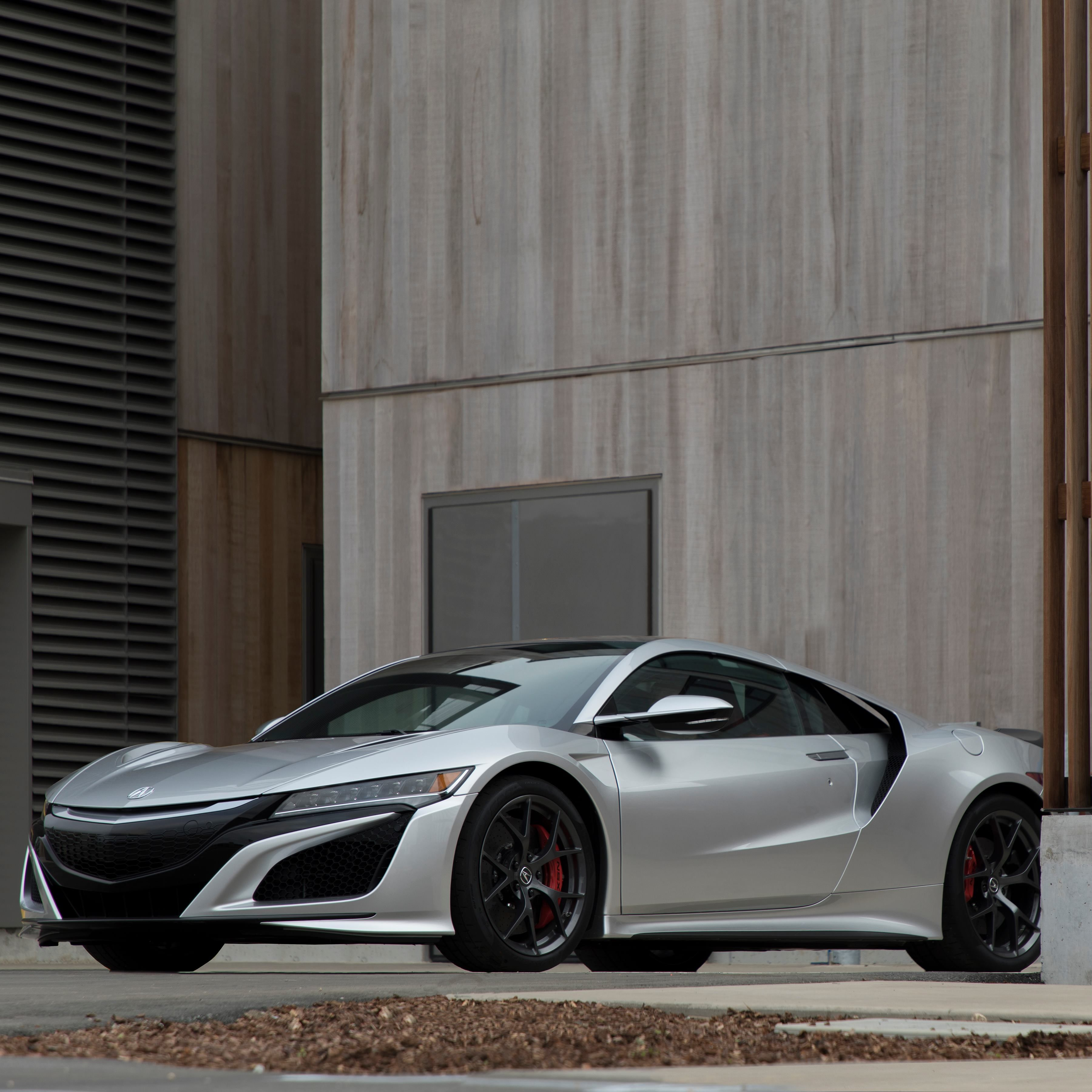 The Kind Of Lines That Stand Out. #NSX