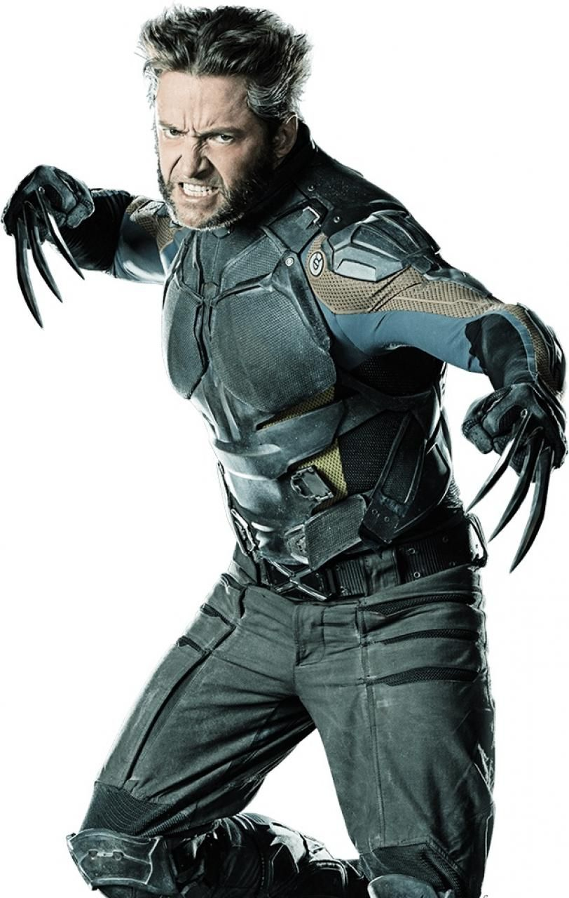 Hugh Jackman As Wolverine In X Men Days Of Future Past