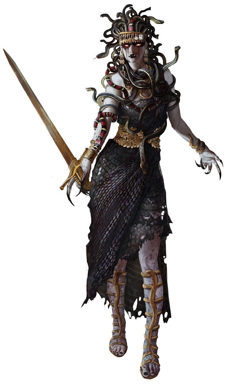Assassin's Creed Odyssey Medusa : assassin's, creed, odyssey, medusa, Medusa, Assassin's, Creed, Odyssey, #illustration, #artwork, #gaming, #videogames, #gamer, Assassins, Artwork,, Odyssey,