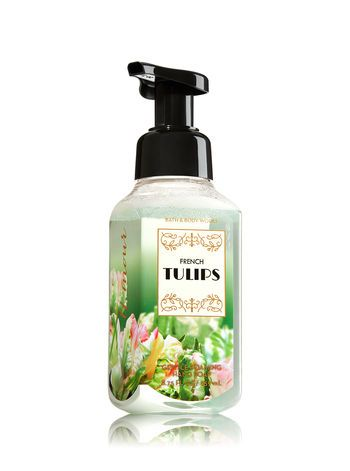 French Tulips Gentle Foaming Hand Soap Bath And Body Works