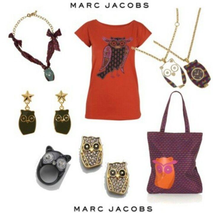 De todo!!! Marc Jacobs