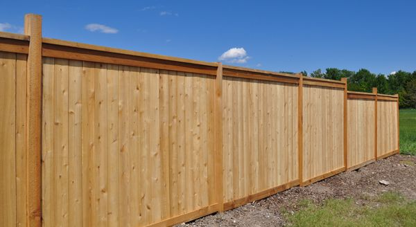 How To Build A 6 Foot Privacy Fence Building A Fence