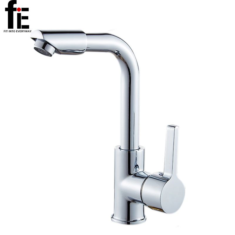 compare prices fie bathroom faucets mixer 360 degree swivel easy ...