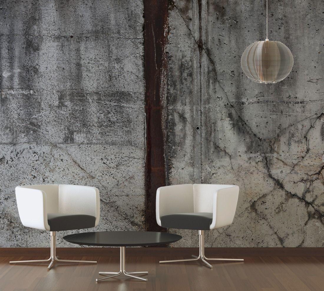 welche tapete wohnzimmer : Tapeten Im Wohnzimmer Architects Paper Fototapete Marode
