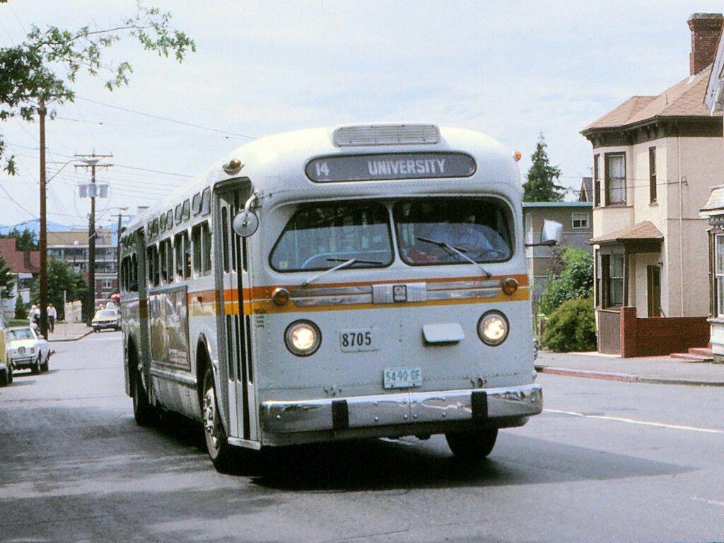 CRTS Old Look GMC Retro bus, Gmc, Suburban