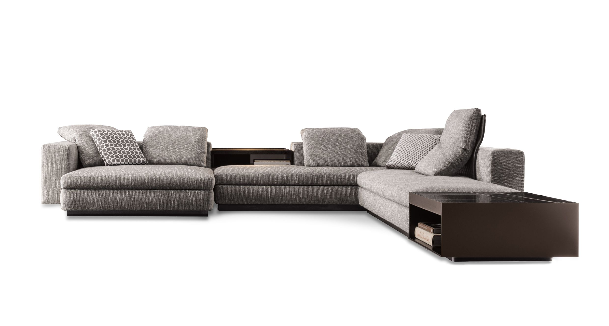 Natuzzi Long Beach 3 rendering 1 å ¶å…· 意大利natuzzi