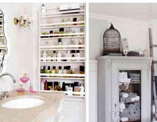 Idées rangement salle de bains 35 solutions originales