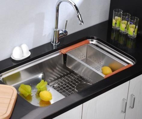 Five Simple Kitchen Gadgets That Will Streamline Your Kitchen Sink