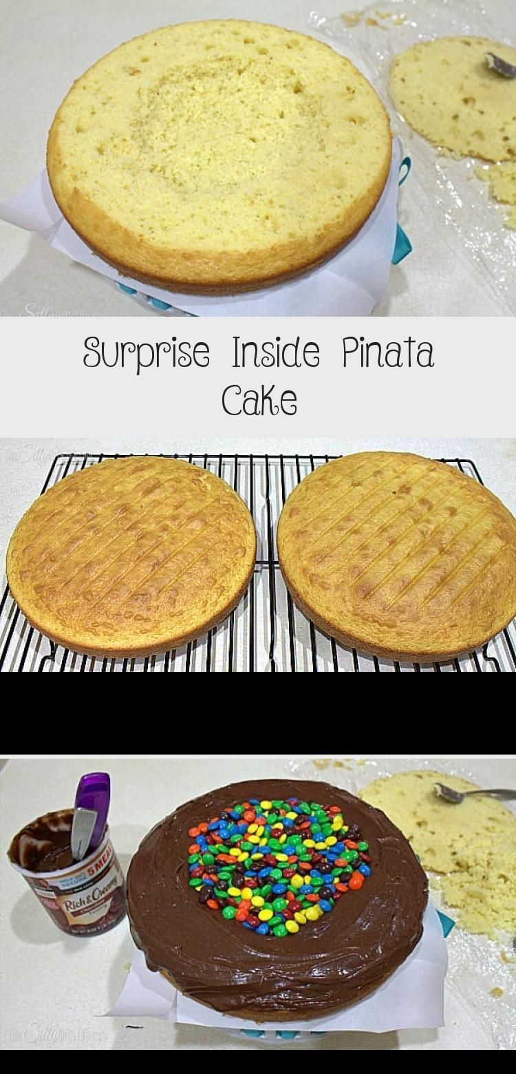 Photo of Surprise Inside Pinata Cake – Kuchen – Surprise Inside Pinata Cake, Schritt für…