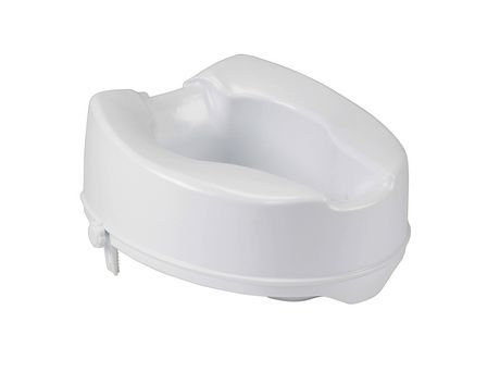 Drive Medical Raised Toilet Seat With Lock In 2019 Products White Toilet Seats Toilet Bathroom Fixtures