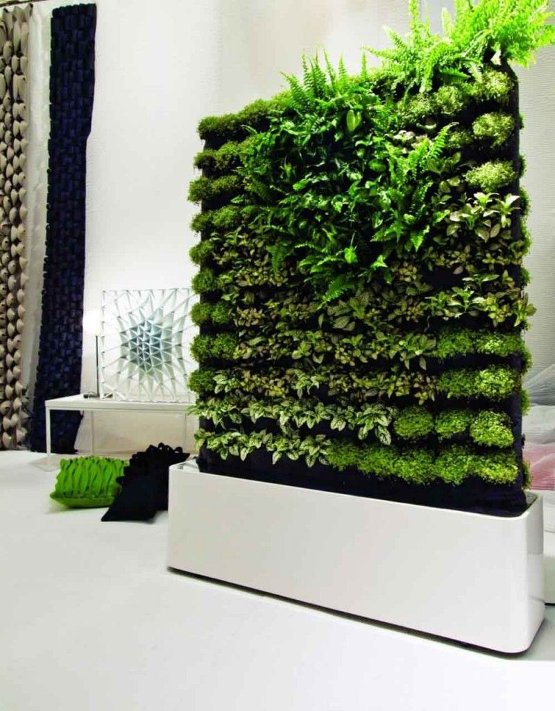 Amazing Indoor Hanging Garden Ideas Part - 12: Awesome Vertical Wall Garden From A Swedish Company Called Greenworks Indoor  Gardens #indoorgardens #gardening
