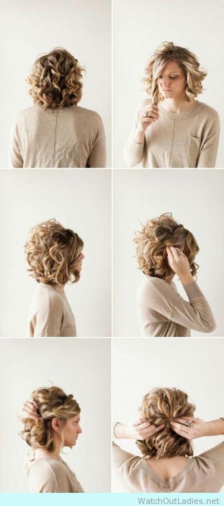 403 Forbidden Error Short Hair Updo Hair Styles Short Hair Twist Styles