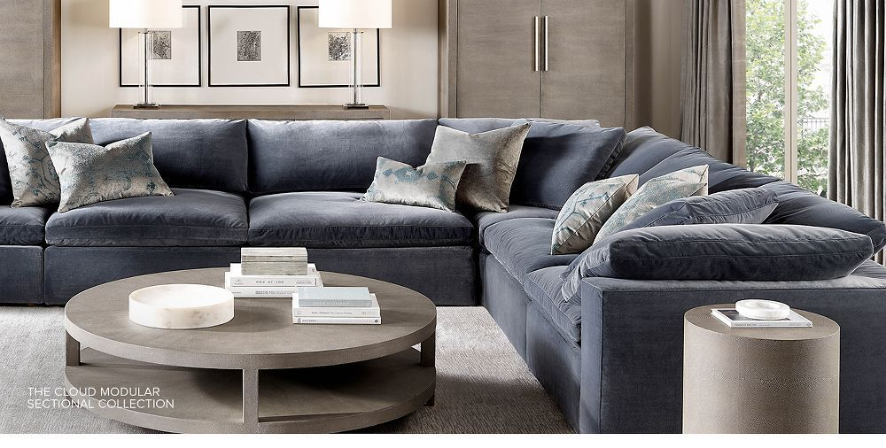 The Cloud Collection Comfortable Living Room Furniture Modern Furniture Living Room Living Room Furniture Uk