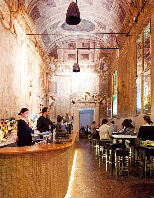 Le Stanze Cafè, Bologna