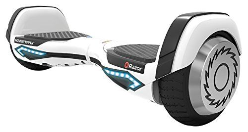 razor kids hovertrax 20 self balancing electric scooter white one size
