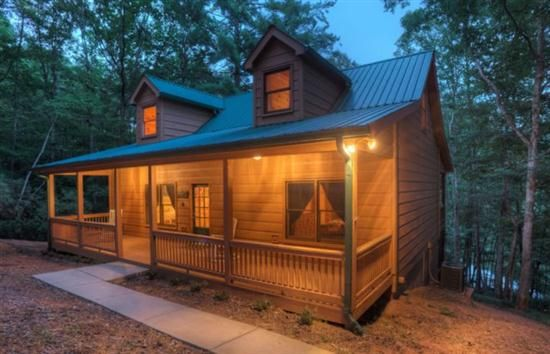 Blue Sky Cabin Rentals Deep Run Pond Ga With Images Cabin