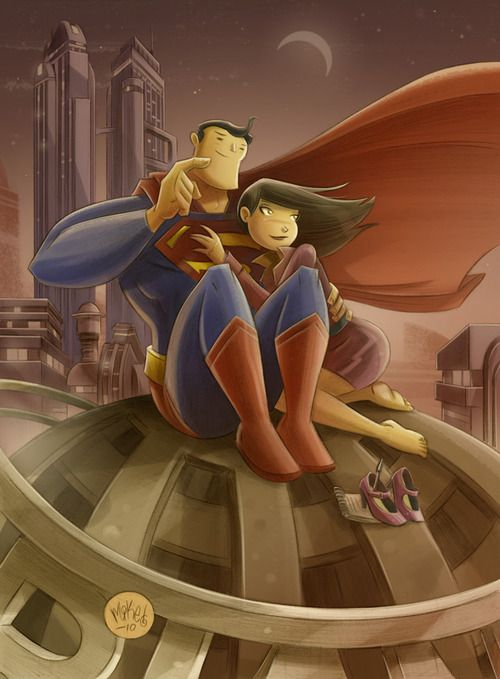 Supes and Lois