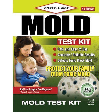 Pro Lab Mold Test Kit At
