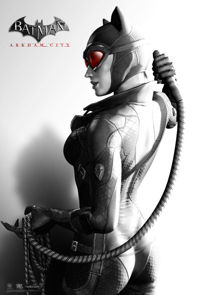 Catwoman Gta 5 Style Sticker