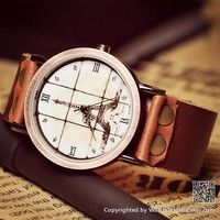 Women Watch Leather (WAT0013)