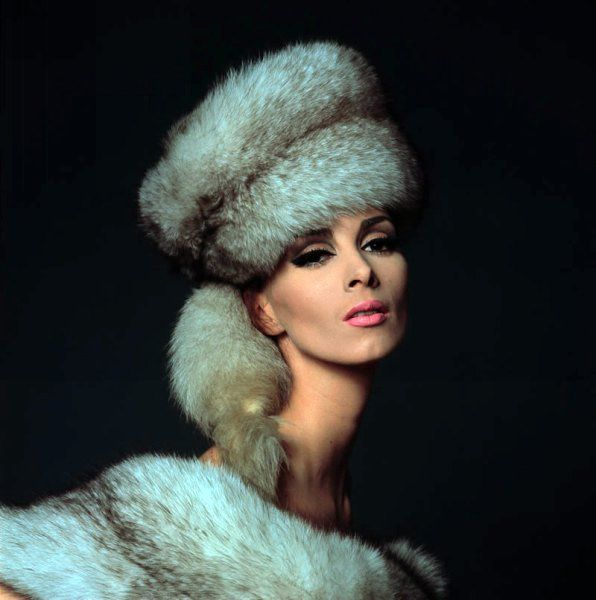 Love that russian style hat tanya dziahileva for michael kors