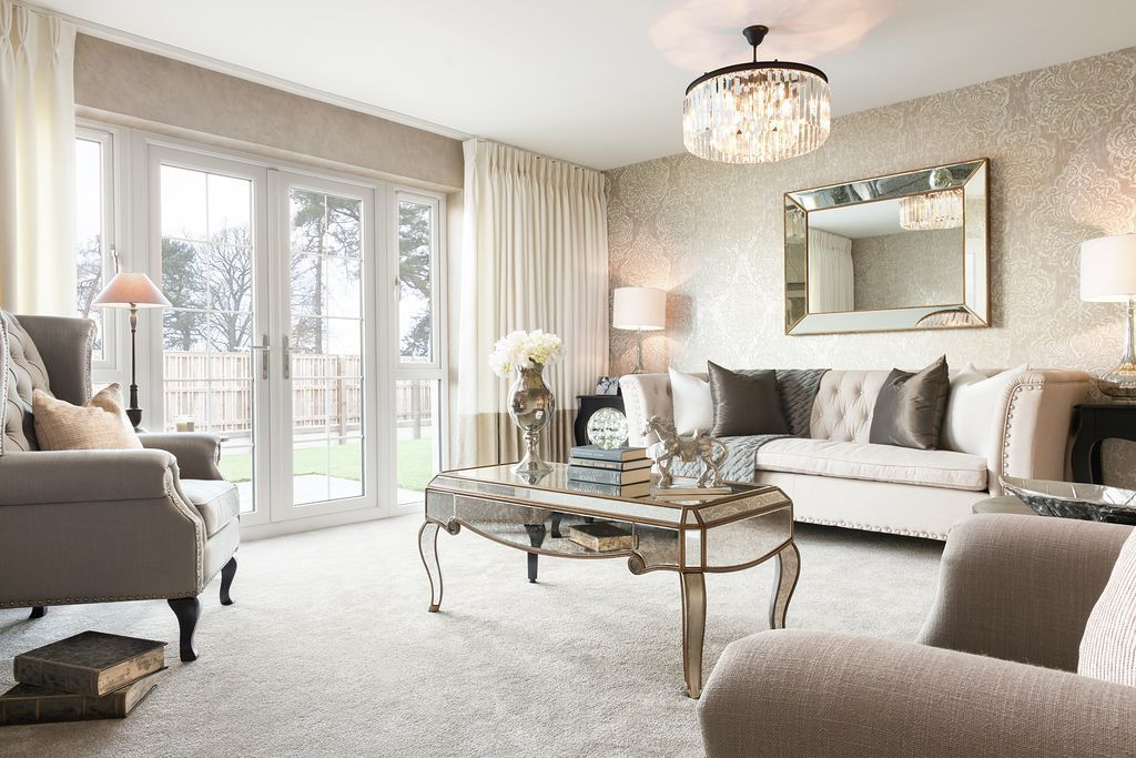 show home interiors show home offers a glimpse of luxury living