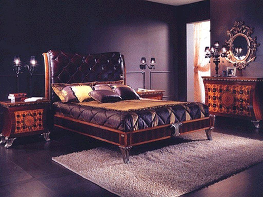 Impressive Gothic Bedroom Design Ideas Impressive Gothic Bedroom Designs If You Like Gothic Elegant Bedroom Bedroom Color Schemes Bedroom Paint Colors Master
