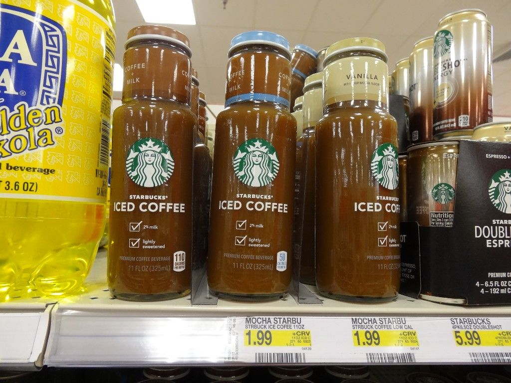 Free starbucks iced coffee at target 041 moneymaker