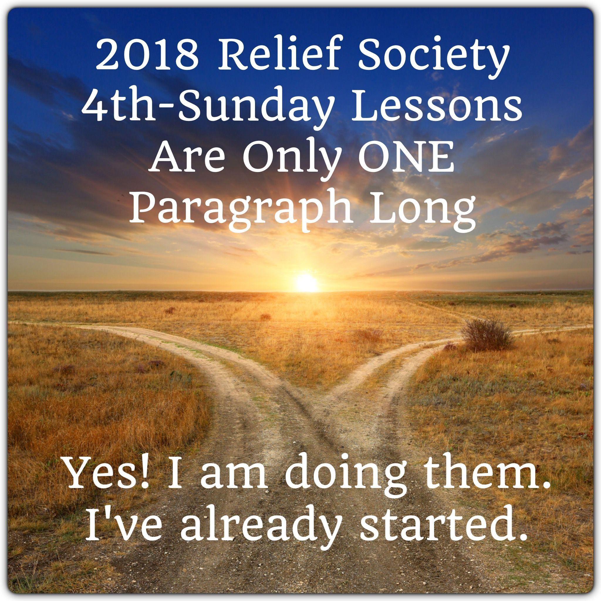 Here comes 2018 relief society 4th sunday lesson helps church the lds church website has just put out the sunday lessons for there are six of them all of them the same topic sabbath day and they are only one biocorpaavc