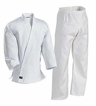 Century Martial Arts 10 oz Middleweight Brushed Cotton Elastic Pants Pockets