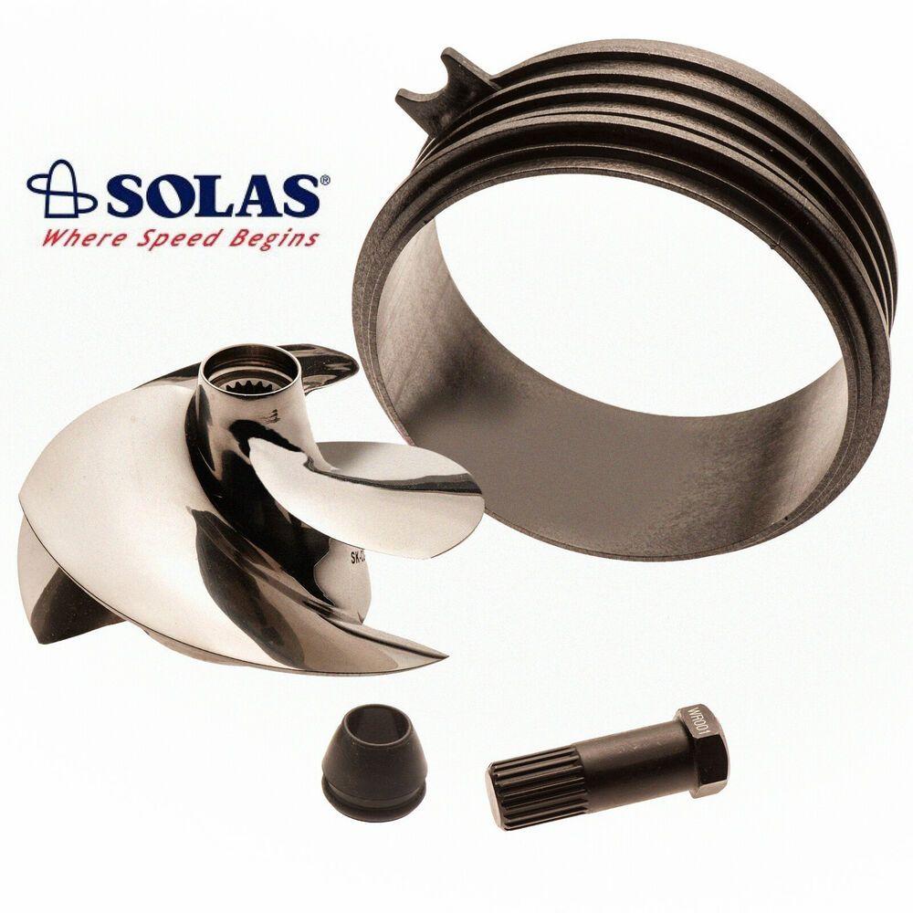 eBay #Sponsored Solas Sea Doo Spark 2-Up 3-Up Impeller SK-CD-12/17 W