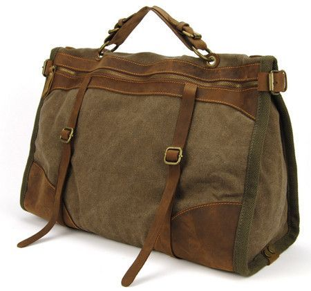 Cheap bag phone, Buy Quality tdi directly from China bags jazz Suppliers  Vintage  Retro military Canvas + Leather men travel bags luggage bags men weekend ... 764938f967